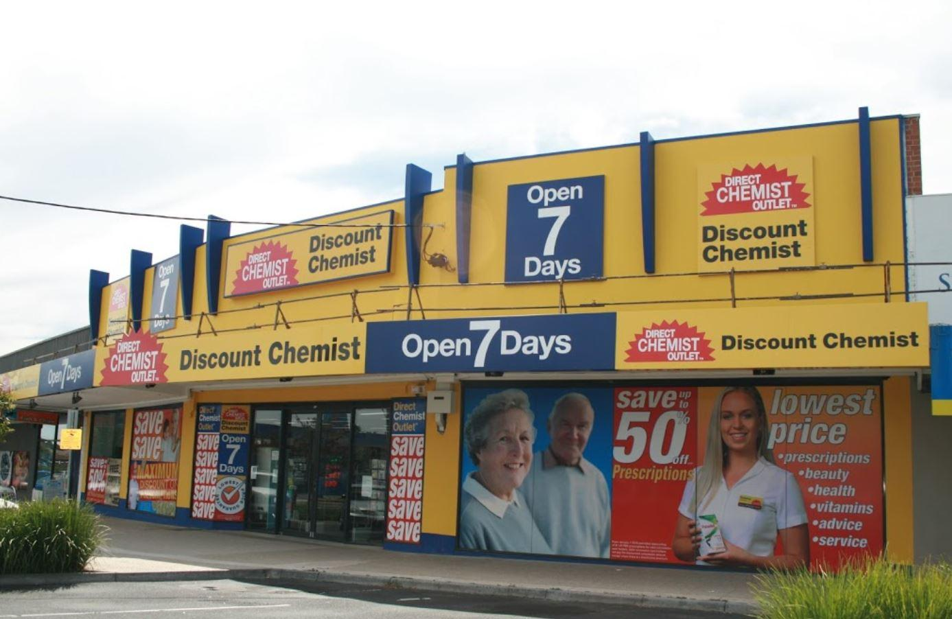 Direct Chemist Outlet Belvedere Park
