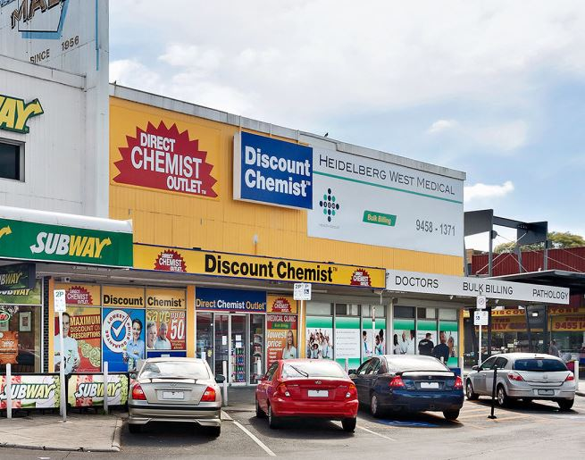 Direct Chemist Outlet Heidelberg West