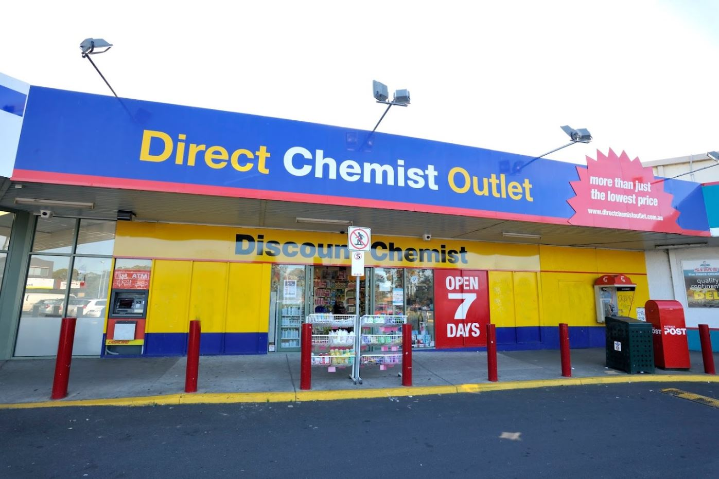 Direct Chemist Outlet Werribee Village