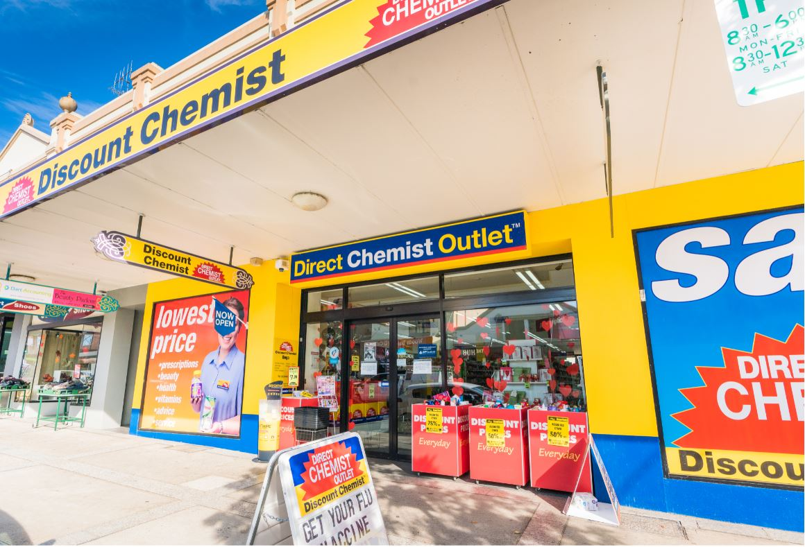Direct Chemist Outlet Bega