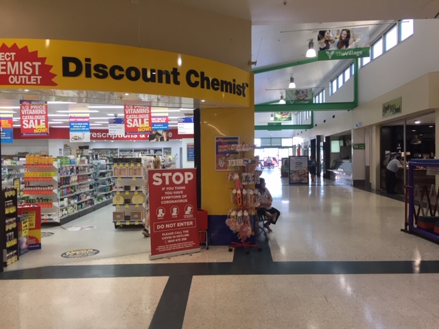 Direct Chemist Outlet Central Highlands