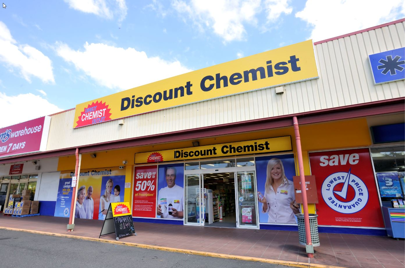 Direct Chemist Outlet Chermside