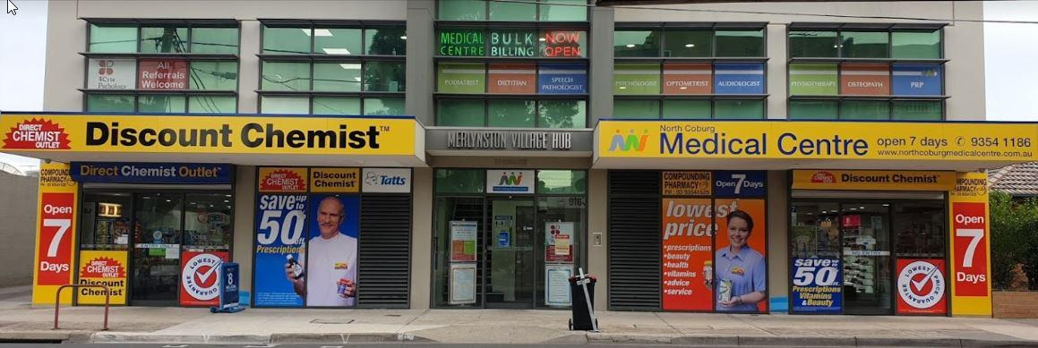 Direct Chemist Outlet Coburg North