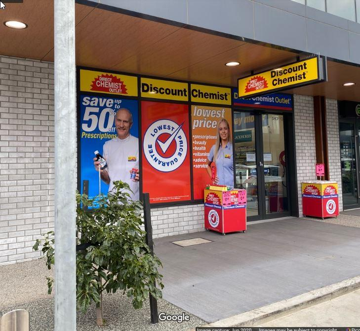 Direct Chemist Outlet Saltwater