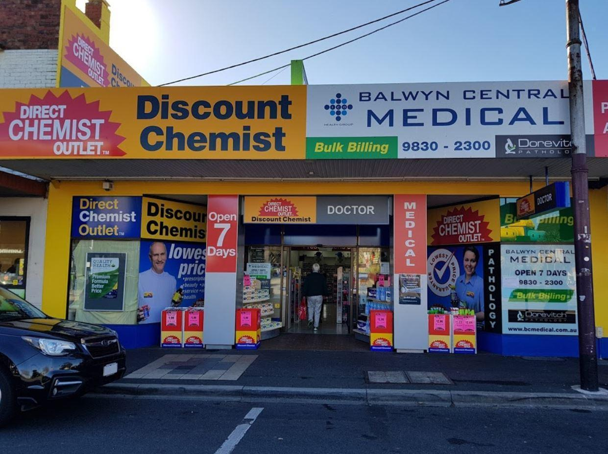Direct Chemist Outlet Balwyn