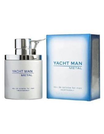 Yacht Man Metal EDT 100mL