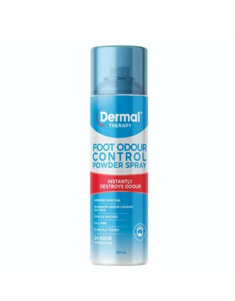 Dermal Therapy Foot Odour Control Spray 210mL