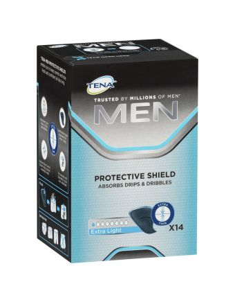 Tena Men Level 0 Prot Shield 14