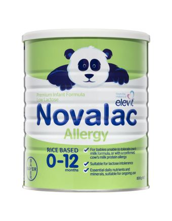 Novalac Allergy Premium Infant Formula Powder 800g