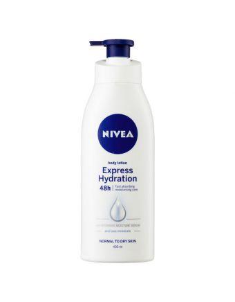 Nivea Body Lotion Express Hydration 400mL