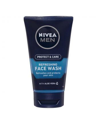 Nivea Men Face Wash Refreshing 150mL