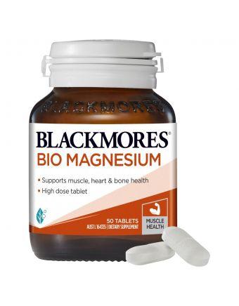 Blackmores Bio Magnesium 50 Tablets