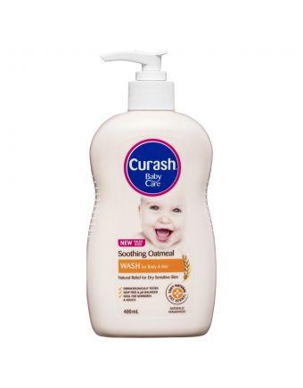 Curash Oatmeal Wash 400mL