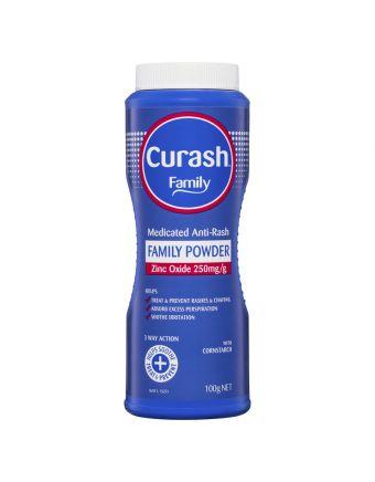 Curash Medicated Family Powder 100G