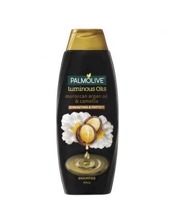Palmolive Shampoo Luminous Oils Argan Oil 350mL