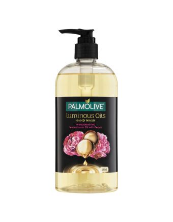 Palmolive Liquid Hand Wash Luminous Oils 500mL Invigorating