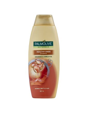 Palmolive Shampoo 350mL Healthy Ends