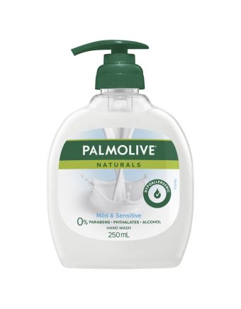 Palmolive Liquid Hand Wash 250mL Sw Mild & Sensitive
