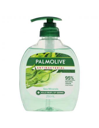 Palmolive Liquid Hand Wash 250mL Sw Sea Minerals