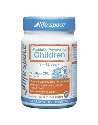 LIFE SPACE CHILD PROBIOTIC POWDER 60G