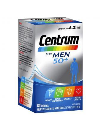CENTRUM FOR MEN 50+ 60'S