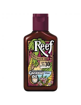 Reef Dry Sunscreen Oil Coconut SPF 30 125mL