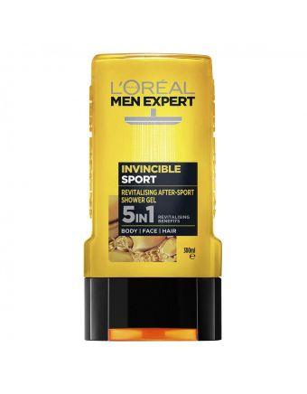 L'Oréal Paris Men Expert Invincible Sport Shower Gel