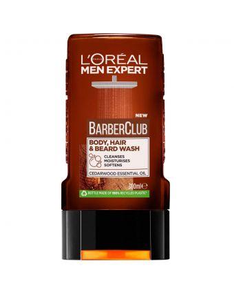 L'Oréal Paris Men Expert Barber Club Shower Gel