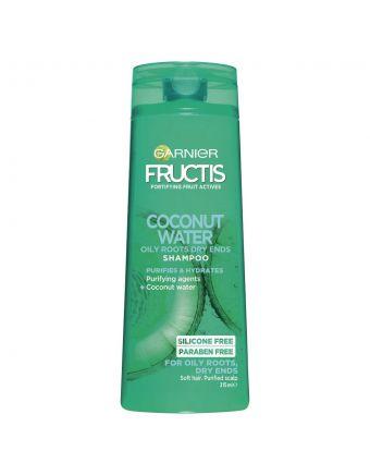 Garnier Fructis Coconut Water Shampoo 315mL