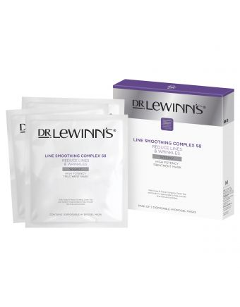 Dr LeWinn's Line Smoothing Complex High Potency Treatment Mask 3 Pack