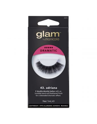 Glam by Manicare Adriana Lashes