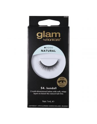Glam by Manicare Lash Kendall (Mink)