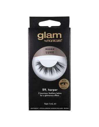 Glam by Manicare Lash Harper (Mink Luxe)