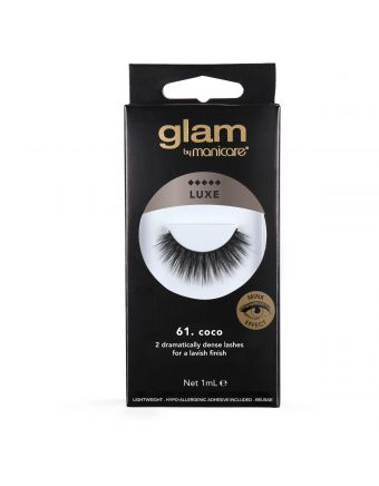 Glam by Manicare Lash Coco (Mink Luxe)