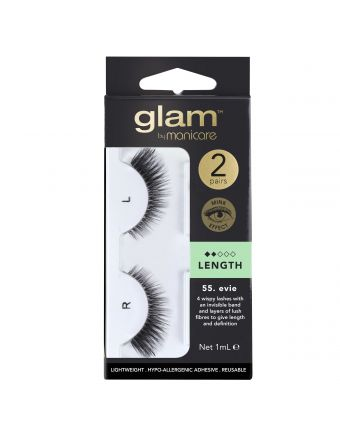 Glam by Manicare Lash Evie (Mink) 2 Pack
