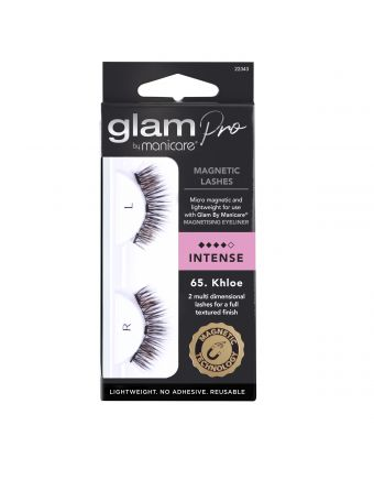 Glam by Manicare Magnetic Lash Khloe