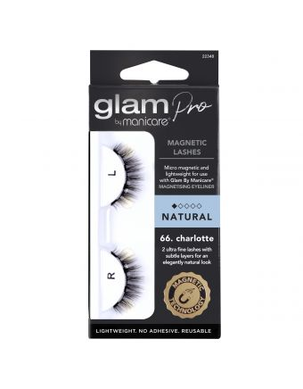 Glam by Manicare 66. Magnetic Lash Charlotte
