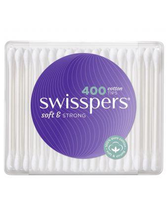 SWISSPERS COTTON TIPS 400