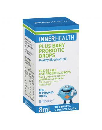 Inner Health Plus Baby Probiotic Drops 8mL