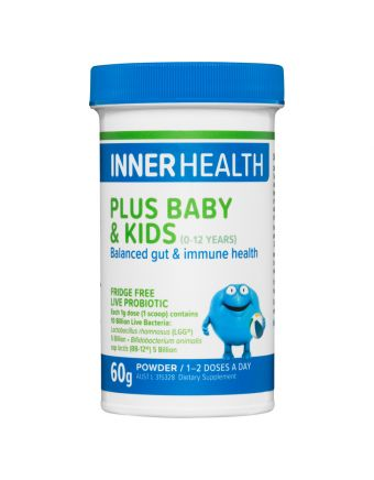 Inner Health Plus Baby & Kids 60g