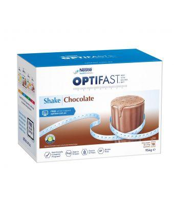 OPTIFAST VLCD SHAKE CHOCOLATE 18X53G