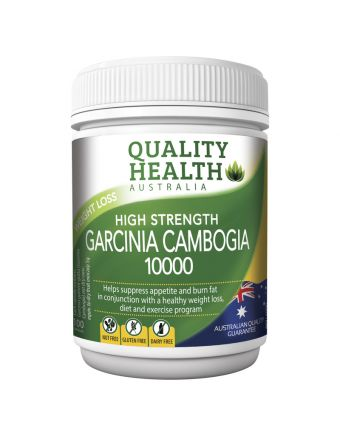 Quality Health High Strength Garcinia Cambogia 10000