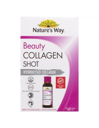 Nature's Way Beauty Collagen Shot 10S