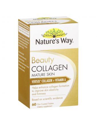 Nature's Way Beauty Collagen Mature Skin 60S