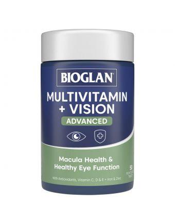 Bioglan Multi+Vision Advanced 50S