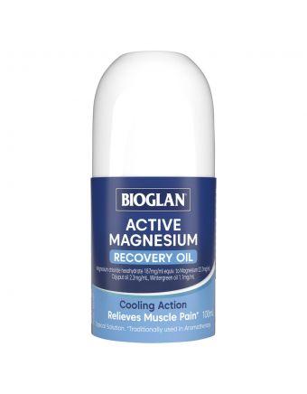 Bioglan Active Magnesium Recovery Oil 100mL