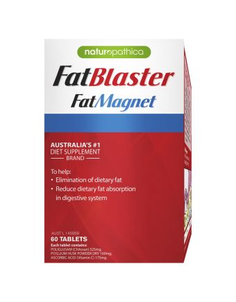 Naturopathica FatBlaster FatMagnet 60S