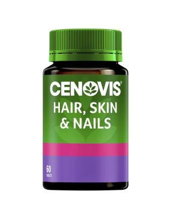 Cenovis Hair, Skin And Nails Tablets 60