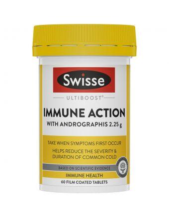 Swisse Ultiboost Immune Action 60 Tab