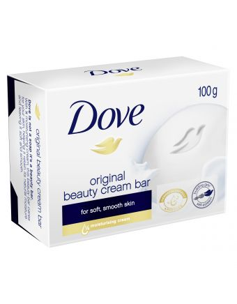 DOVE SOAP BEAUTY CREAM BAR 100G